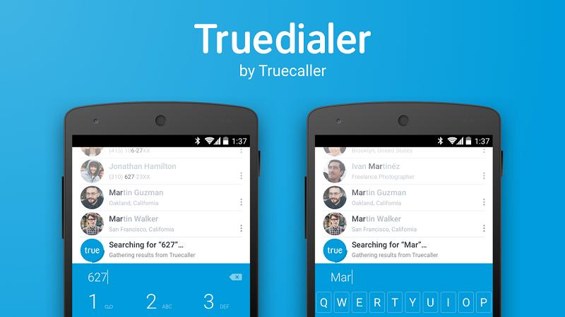 truedialer android