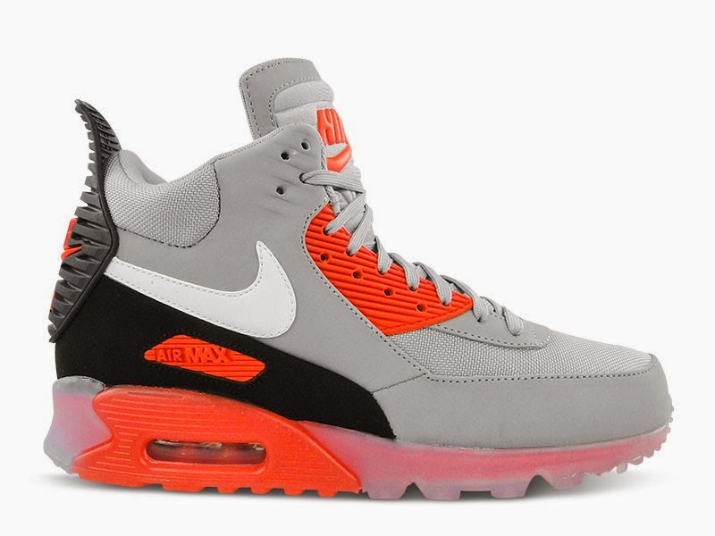 nike air max sneakerboot allegro