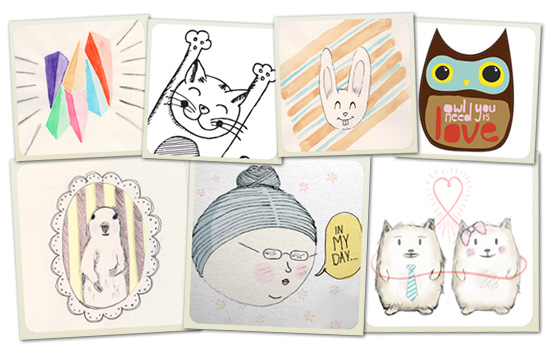 Fathima Kathrada - freelance illustrator and designer