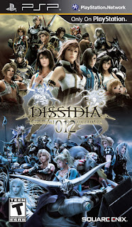 Dissidia 012 Final Fantasy PSP GAME