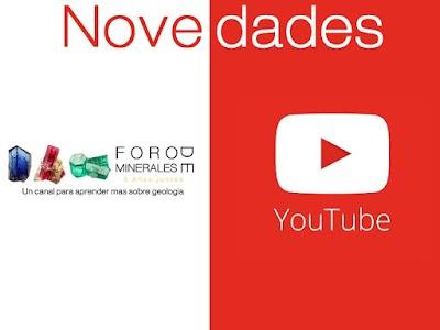 Novedades - Canal Oficial en Youtube