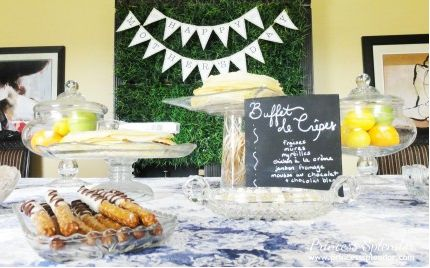 French Vintage Picnic Party