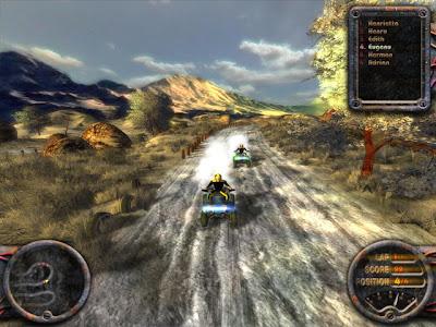 ATV Quardo Racing 4