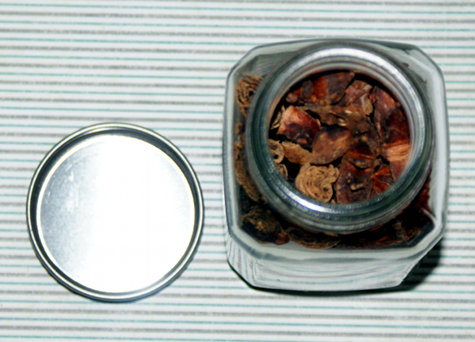 DIY Mulling Spices Jar Mix