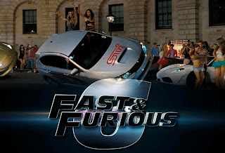 Fast and Furious 6 Movie HD Wallpaper