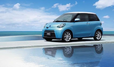 Цена Daihatsu e:S