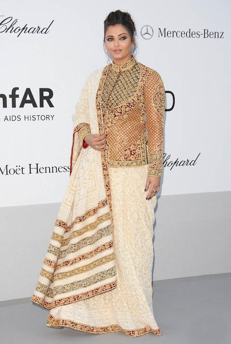 aishwarya rai at cannes film festival 2012 glamour  images