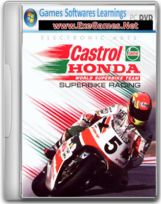 Castrol Honda Superbike PC Game