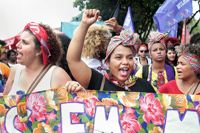 Tema UN Women 2018|«Agora é o momento:ativistas rurais e urbanas transformam a vida das mulheres»