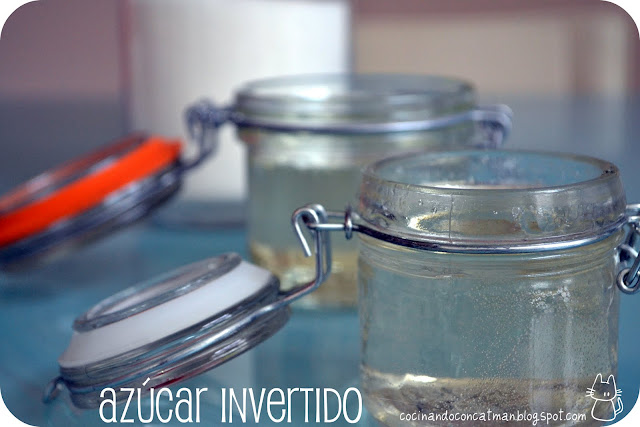 azúcar invertido thermomix