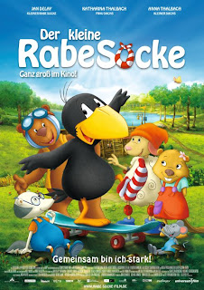 Der kleine Rabe Socke