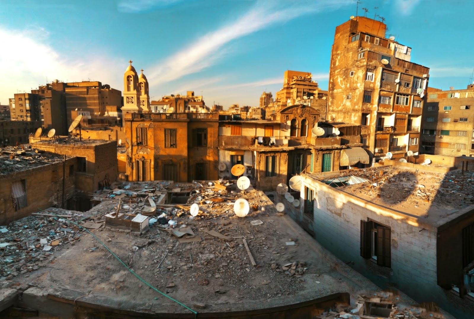 die innenstadt von kairo ist heute berv lkert und von. Black Bedroom Furniture Sets. Home Design Ideas