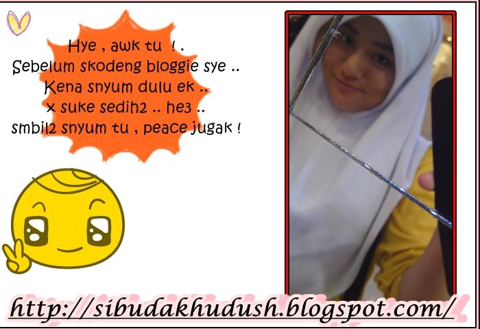 Si Budak Hudush 's Blog