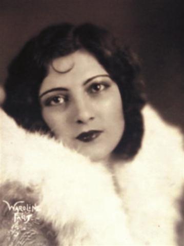 Ita Rina en 1930