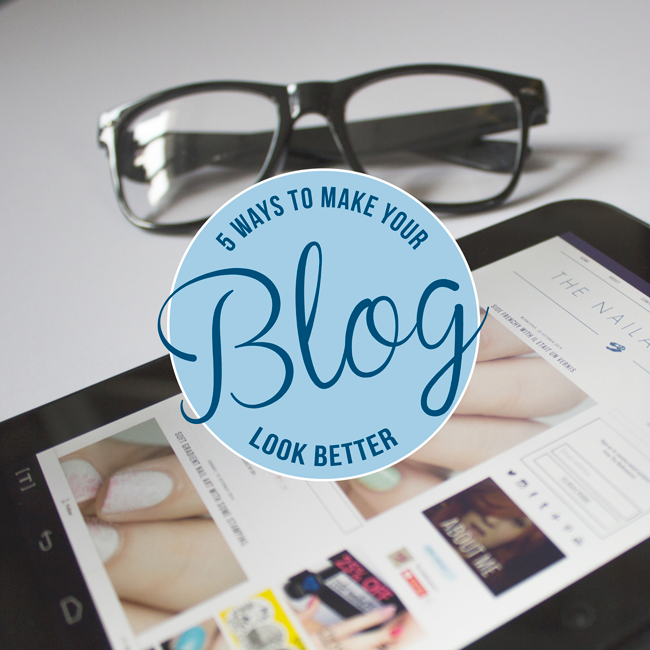 Essential Tips to Make your Blog Design Look Better