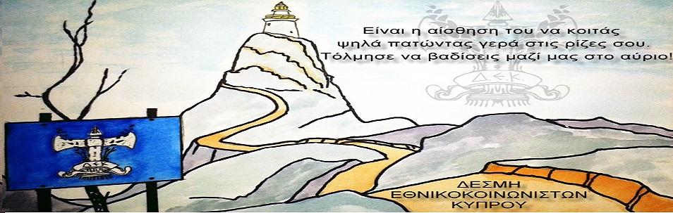 Δέσμη Εθνικοκοινωνιστών Κύπρου ΔΕΚ