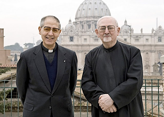 what was the relationship of jesuits to pope
