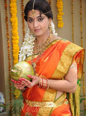 Actress Anushka Still