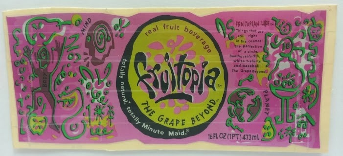 Fruitopia The Grape Beyond