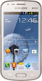 Samsung Galaxy S Duos S7562 Specification And Price
