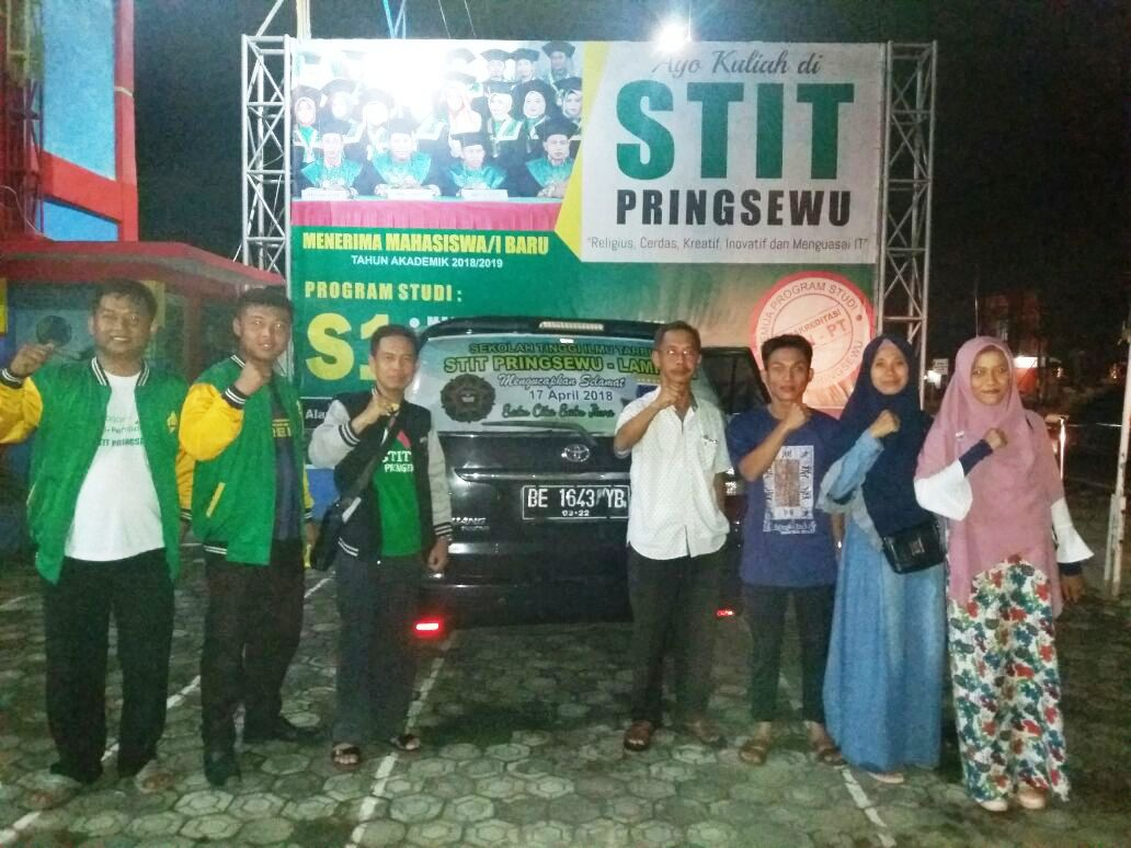 Menuju ke Bandung, Menghadiri Peringatan Harlah ke-58 PMII