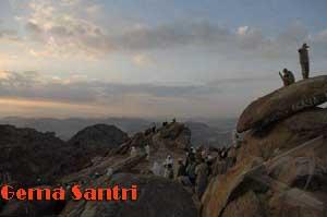 Jabal Tsur Gema Santri