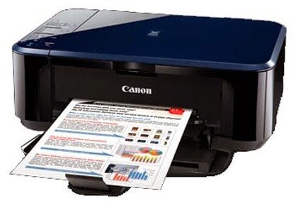 Download Driver Canon PIXMA E500 Inkjet Printer