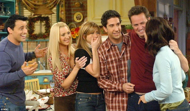 Friends 20th Anniversary - A look back at the show