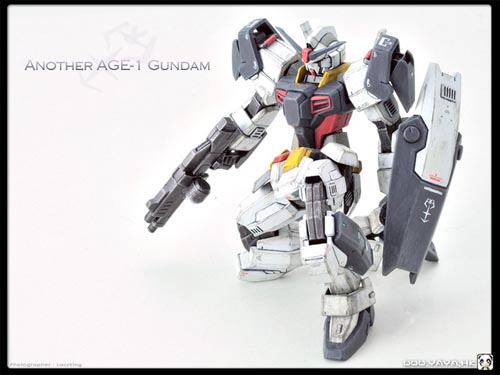 gundam century color