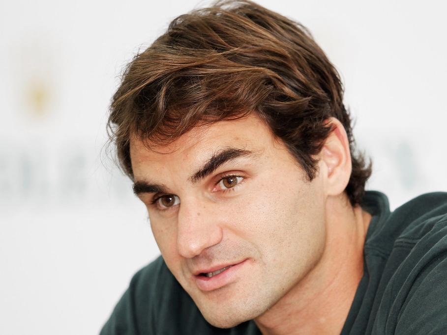 Roger Federer Mother Roger Federer Born 8 August