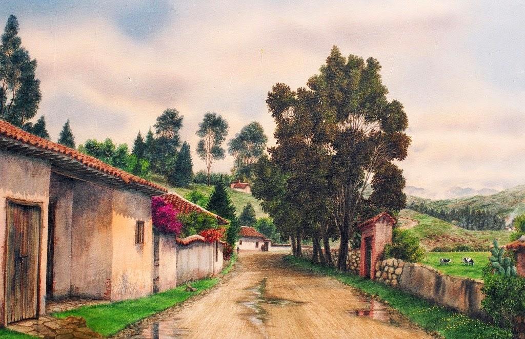 cuadros-de-paisajes-de-pueblos-al-oleo