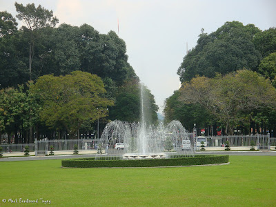 Reunification Palace Vietnam Photo 8