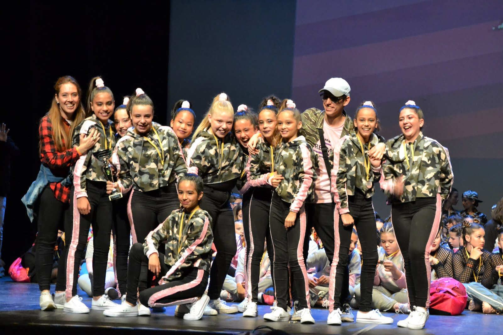 2on.PREMI Hip Hop Categoria Infantil.