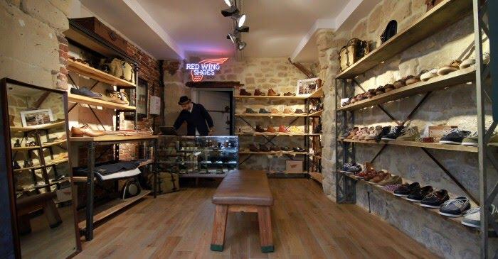 New shop // Royal Cheese accessoires homme rue vieille du temple