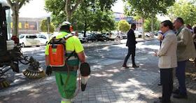 CCOO Madrid tacha de «manipulación» el anuncio de la contratación de 491 operarios de limpieza