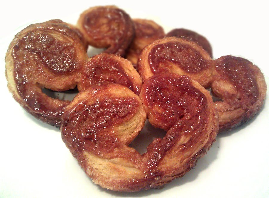 A Profound Hatred of Meat: Cinnamon Palmiers