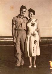 Amalia y Alfredo 1955