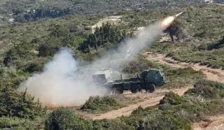 Καστοριά: Βολές με πραγματικά πυρά