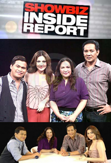 Showbiz Inside Report - 20 April 2013