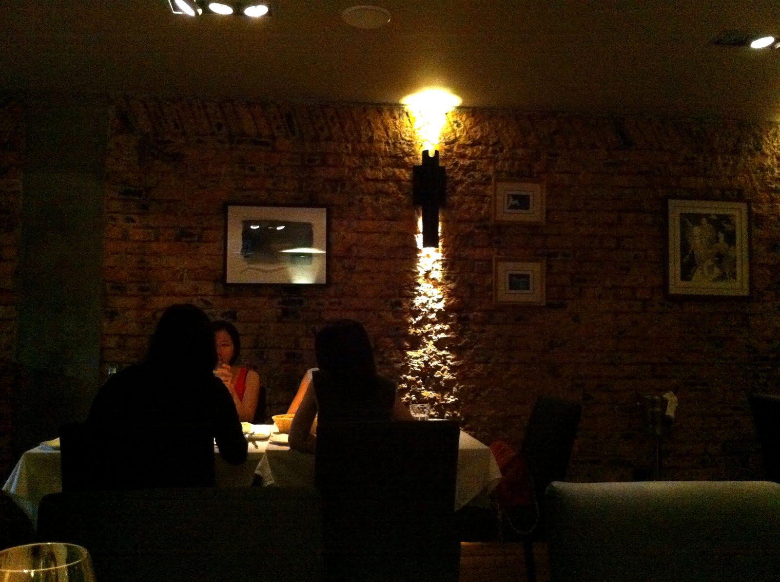 Stephie 39 s blog leonardo 39 s dining room bangsar for Leonardo s dining room
