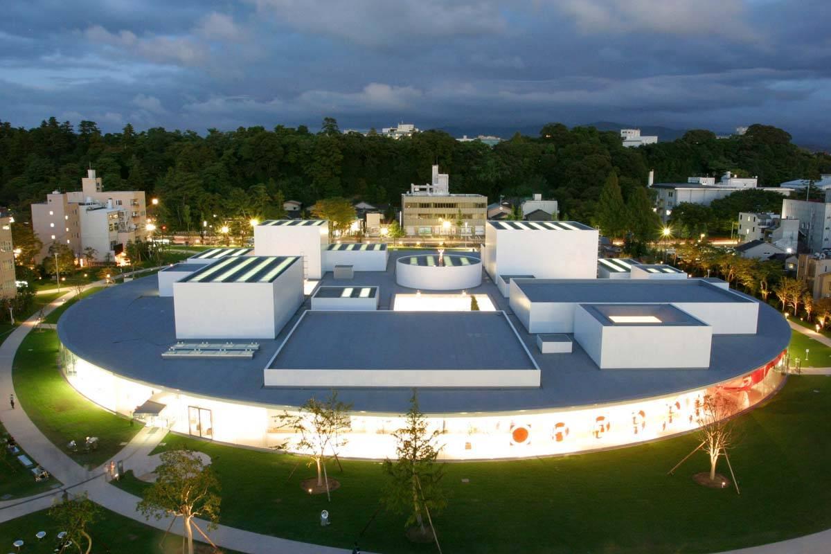 MY ARCHITECTURAL MOLESKINE®: SANAA: 21st CENTURY MUSEUM, KANAZAWA
