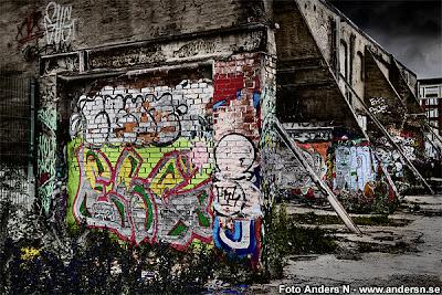 graffiti, ruin, klotter, sprejad, sprejmålad, malmö, kyrkoruin, kyrka, katedral, foto anders n, tsyfpl
