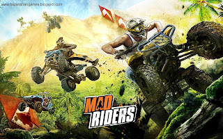 Mad riders review ign