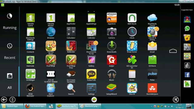 Bluestacks Emulador de android para windows | Software