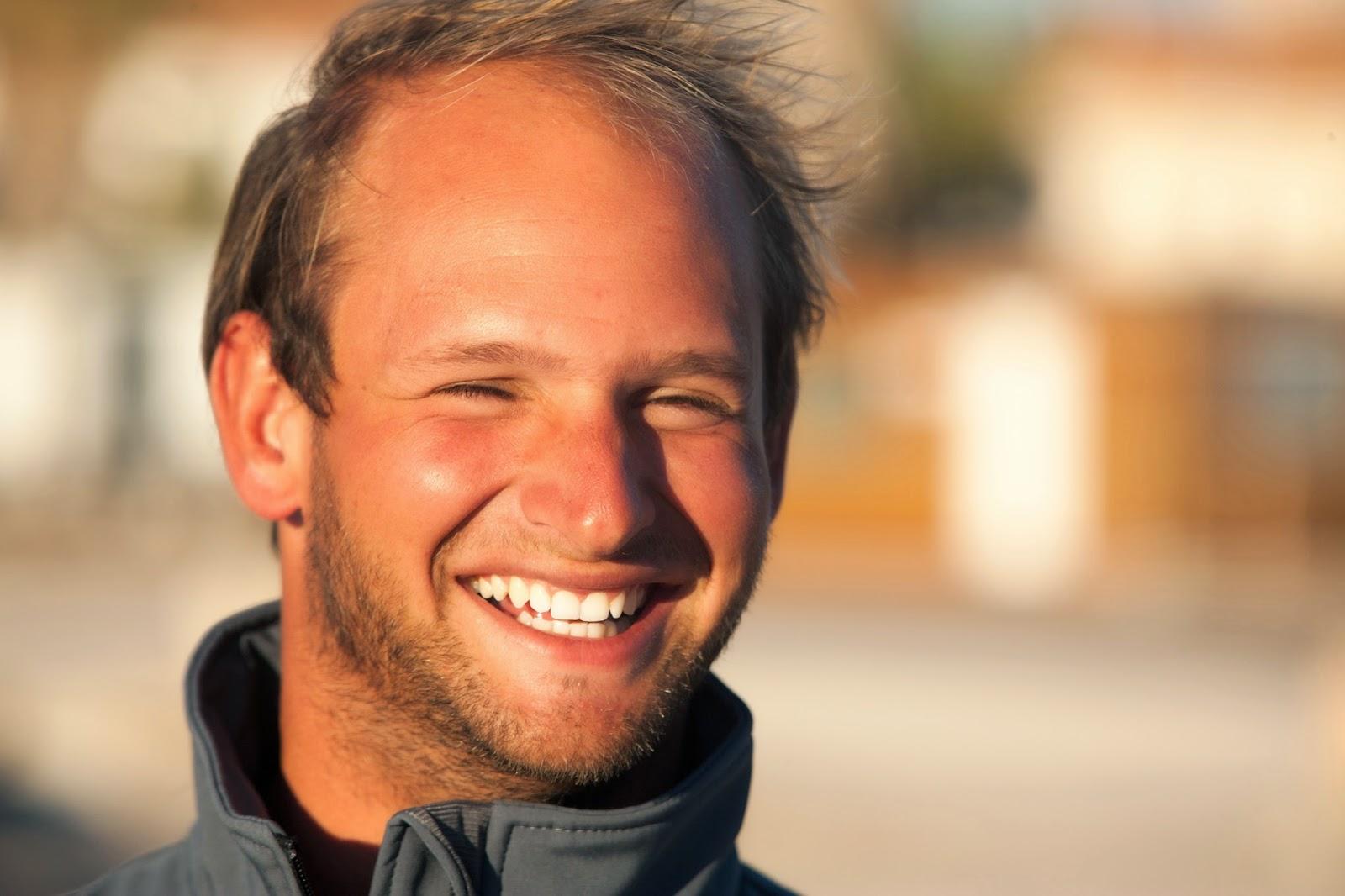 """Sébastien Rogues, skipper du GC32 GDF Suez : """"Le GC32 m'est apparu comme une évidence"""""""