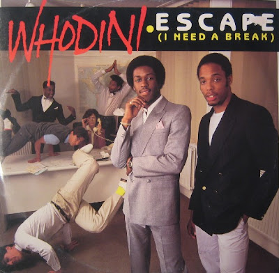 Whodini – Escape (I Need A Break) (VLS) (1984) (192 kbps)