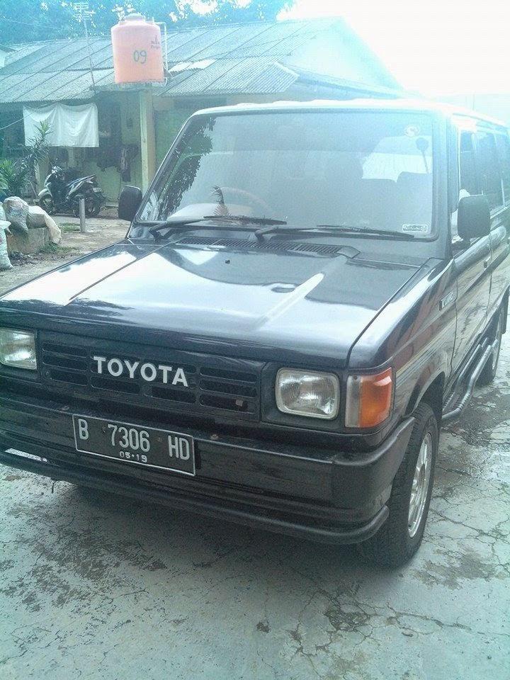 Toyota Kijang 90 Super Istimewa Jual Murah