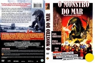 O MONSTRO DO MAR (1953)