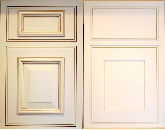 Dress Up Kitchen Cabinet Doors with Wood Moulding | DoItYourself.com