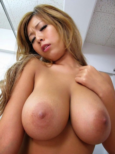 pretty Asian with big tits